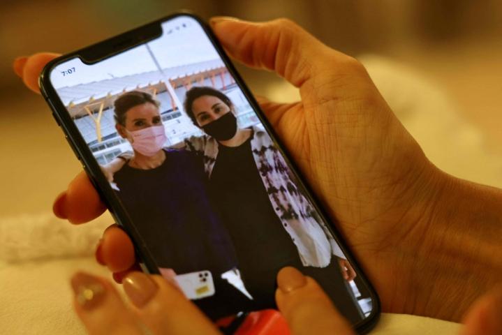 Tiistaina julkisuuteen toimitettiin kuva, jossa Latifa näyttää esiintyvän Espanjan pääkaupungin Madridin lentokentällä. Kuvan aitoutta ei ole pystytty vahvistamaan. LEHTIKUVA / AFP