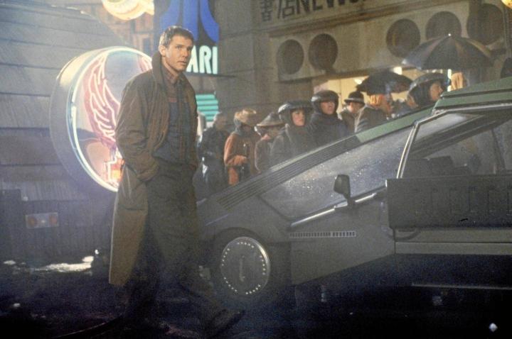 Blade Runner: Harrison Ford. Sub klo 21.00.