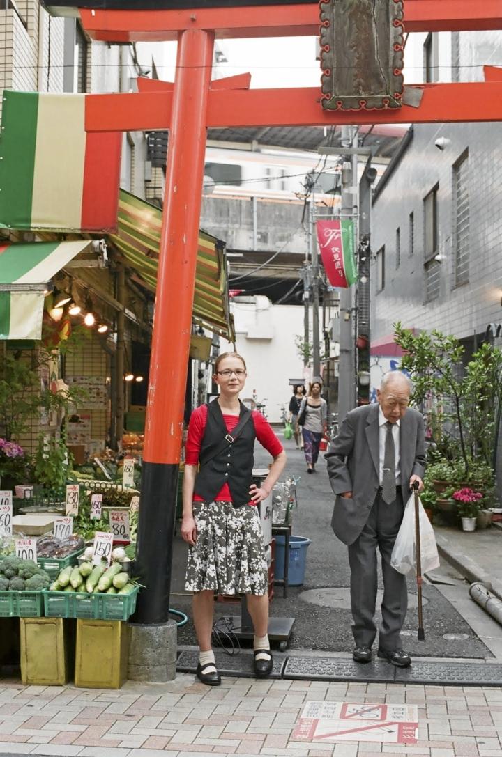 Helsingissä asuva japanologi Raisa Porrasmaa on viettänyt Japanissa seitsemän vuotta.