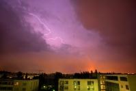 Ilmatieteen laitos varoittaa voimakkaista ukkoskuuroista lähituntien aikana Pohjois-Karjalassa