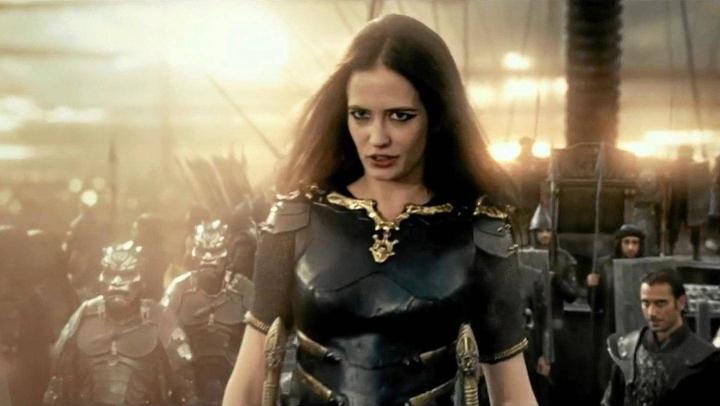 300: Imperiumin nousu: Eve Green. Hero klo 21.00.