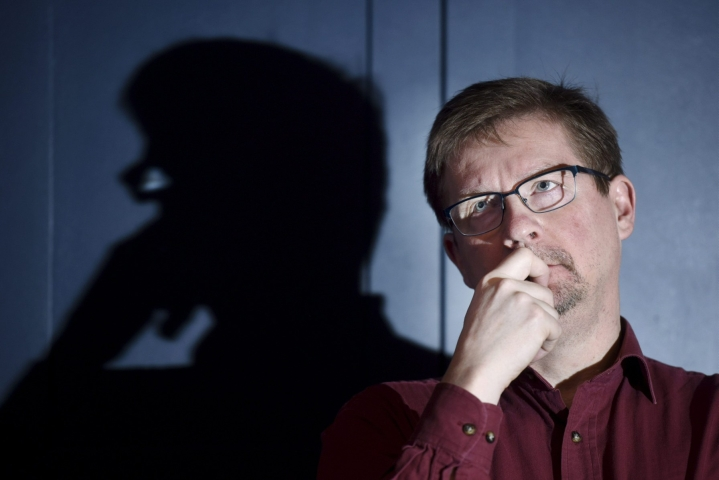 Professori Markus Jäntin vetämä tutkijaryhmä muuttaisi työttömyysturvan keston suhdanneperusteiseksi. LEHTIKUVA / Heikki Saukkomaa