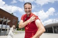 Rullasuksilla tasatyöntöä yli 1 600 kilometriä –Teemu Virtanen hiihti Suomen päästä päähän