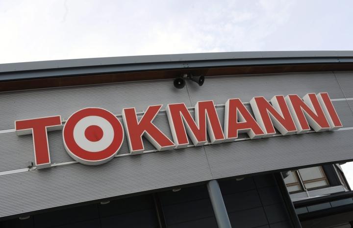 Tokmanni on kertonut tavoitteekseen kasvattaa myymäläverkostoansa yli 220 myymälään Suomessa vuoden 2025 loppuun mennessä. LEHTIKUVA / Timo Jaakonaho