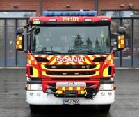 Ilomantsissa maastopaloa sammutti 16 palomiestä - myös Liperissä palaa