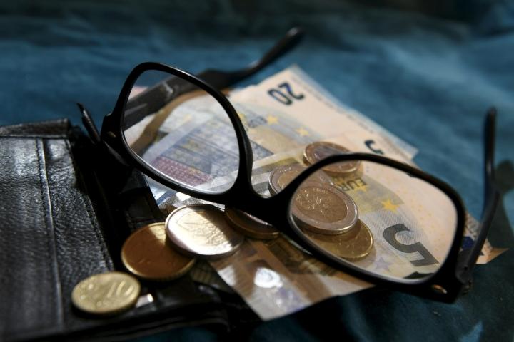 POP Pankki ennakoi, että inflaatio nousee tänä vuonna Suomessa kahteen prosenttiin ja hidastuu ensi vuonna 1,5 prosenttiin. LEHTIKUVA / HEIKKI SAUKKOMAA