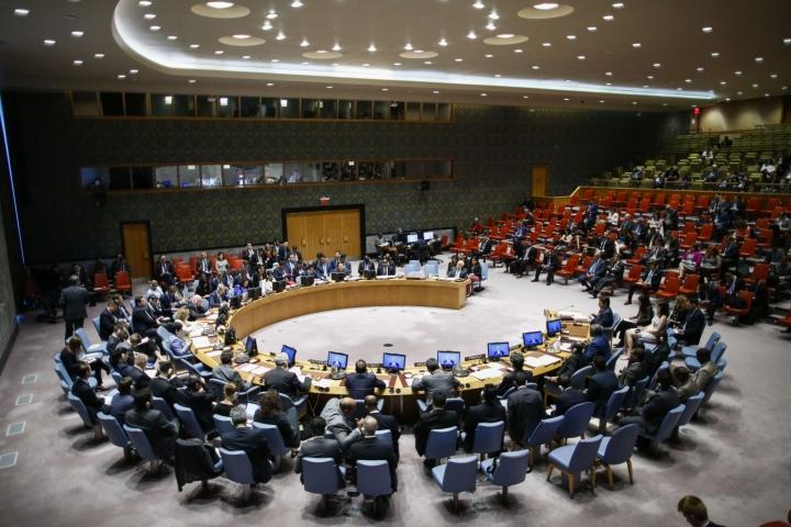 Yhdysvallat, Irlanti ja Britannia ovat pyytäneet, että YK:n turvallisuusneuvosto pitäisi julkisen kokouksen Etiopiassa sijaitsevan sodan runteleman Tigrayn alueen tilanteesta. LEHTIKUVA/AFP
