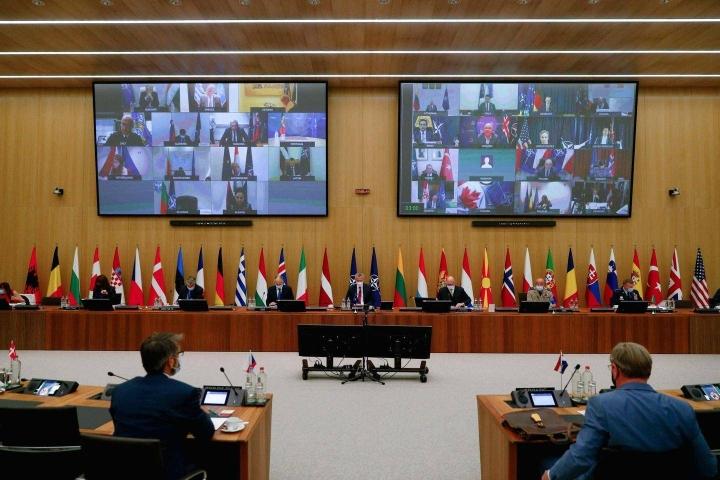 Naton ulkoministereillä oli tiistaina virtuaalinen kokous, jossa valmisteltiin 14. kesäkuuta järjestettävää huippukokousta.