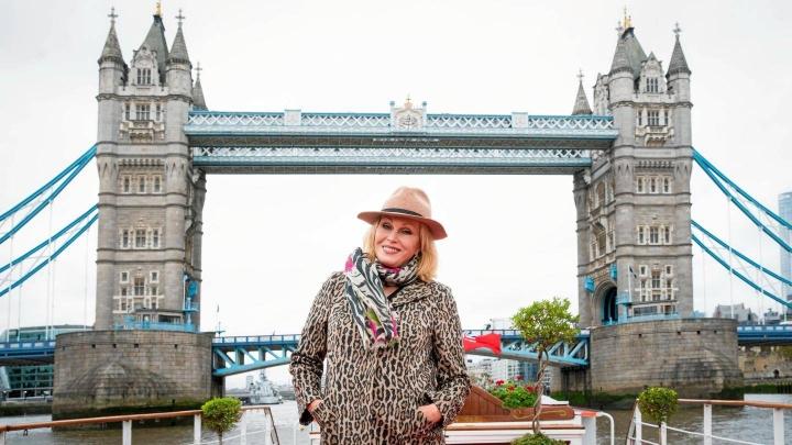 Joanna Lumleyn Britannia. TV1 klo 19.00.