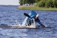 Videogallup: Lomanviettäjät suuntasivat rannalle ja torille - jäätelöt maistuivat ja uimavesi oli lämmintä