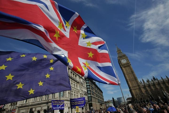 Britannia on moittinut EU:ta joustamattomuudesta. EU taas katsoo, ettei Britannia ole aina noudattanut yhteisiä sopimuksia. Lehtikuva/AFP