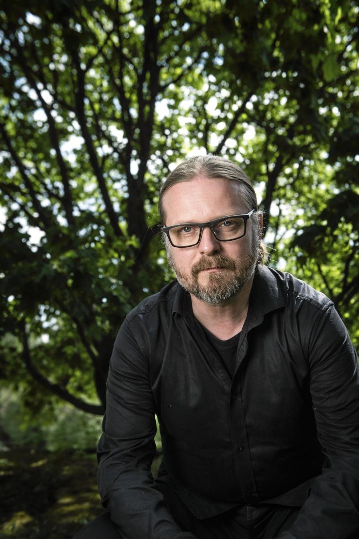 Marko Hautalaa tituleerataan Suomen Stephen Kingiksi.