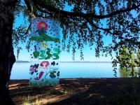 Omatoiminen taidesuunnistusrata alkaa Kontiolahdella - rasteilla on esillä eskarilaisten taideteoksia
