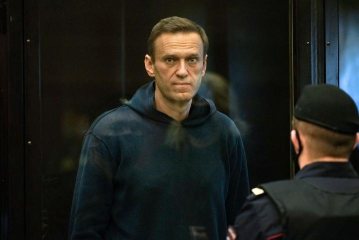 """Venäjän parlamentti päätti jo viime viikolla, että """"äärijärjestöiltä"""" ja niiden tukijoilta evätään vaalikelpoisuus. Päätöstä on pidetty keinona estää Aleksei Navalnyin tukijoiden asettuminen ehdolle syksyn parlamenttivaaleissa. LEHTIKUVA / AFP"""