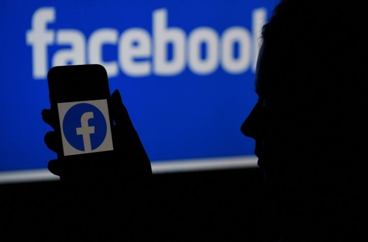 Sosiaalisen median jättiyhtiö Facebook on saanut merkittävän voiton tuomioistuimessa. LEHTIKUVA/AFP