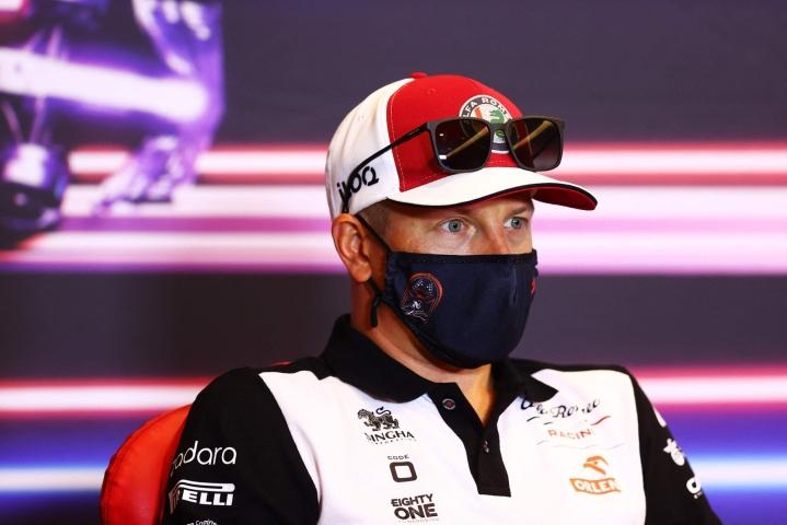 Kimi Räikkönen ei ole vielä onnistunut avaamaan pistetiliään. LEHTIKUVA/AFP