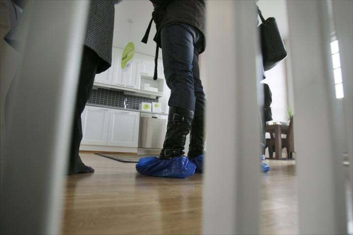 Keskimääräinen asuntovelka kasvoi 3,5 prosenttia edellisvuodesta. LEHTIKUVA / Minna Raitavuo