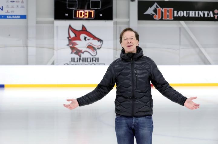 Joensuulainen jääkiekkolegenda Markku Kyllönen paljastaa ohjelmassa pelaajauransa komeimman maalin.