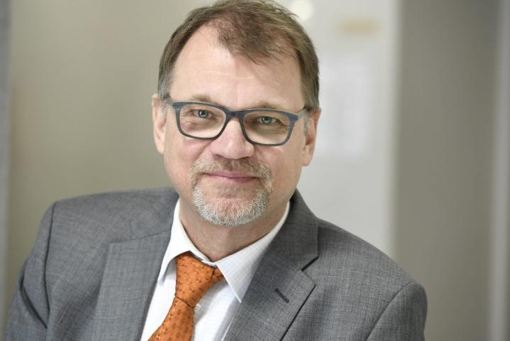 Keskustan eduskuntaryhmä esittää entistä pääministeriä Juha Sipilää ympäristövaliokunnan johtoon. LEHTIKUVA / Heikki Saukkomaa