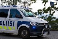 Henkilöauton kuljettaja kolaroi traktorin kanssa ohitustilanteessa Kiteellä - ei huomannut traktorin kääntymisaikeita ajoissa