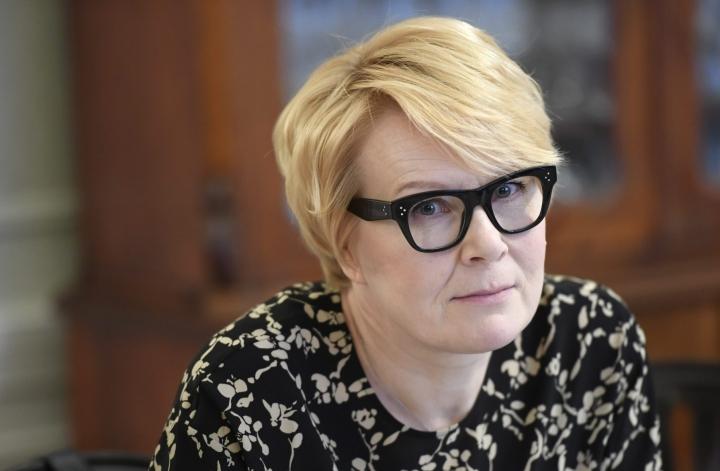 Anttikoski kertoo asiasta Facebook-päivityksessään. LEHTIKUVA / HEIKKI SAUKKOMAA