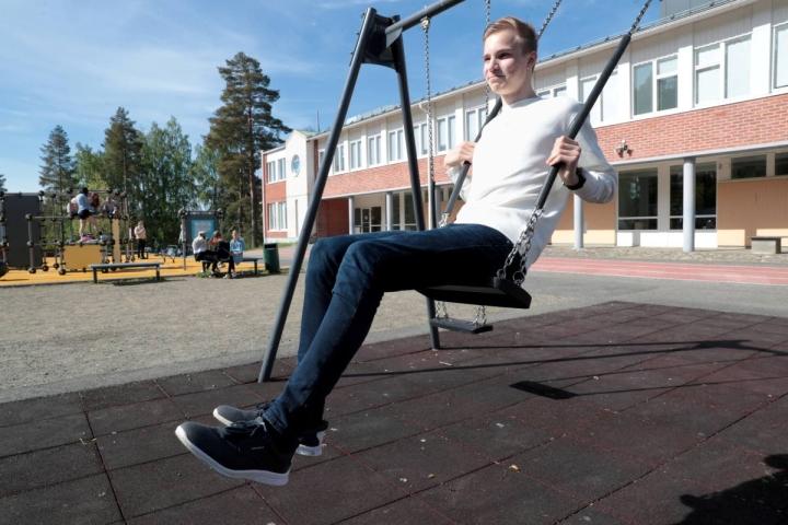 Juho Parkkulainen ei asettanut kisan voittoa tavoitteeksi, mutta uskoi mahdollisuuksiinsa.