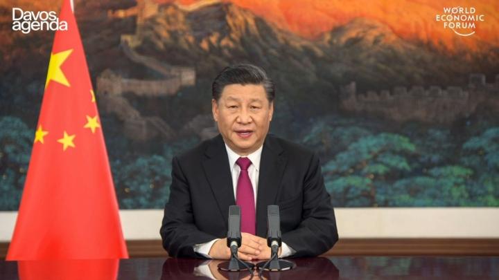 Xi Jinping on Kiinan presidentti. LEHTIKUVA/AFP