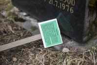 Joensuun, Utran ja Kettuvaaran hautausmailla toimitetaan kuulutuksia haudoille juhannusviikolla - vihreä lappu haudalla ilmoittaa hallinta-ajan päättymisestä