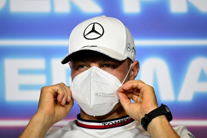 Valtteri Bottaksen F1-kausi on vaipunut viime viikkoina alhoon.  Kokonaissijoitus MM-sarjassa on pudonnut viidenneksi. Lehtikuva/AFP