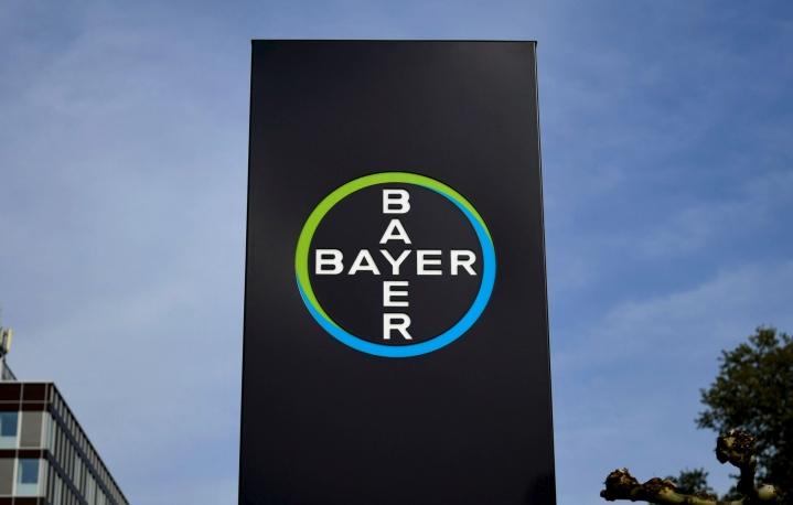 Saksalainen lääkeyhtiö Bayer rakentaa uuden lääketehtaan Turkuun. LEHTIKUVA/AFP