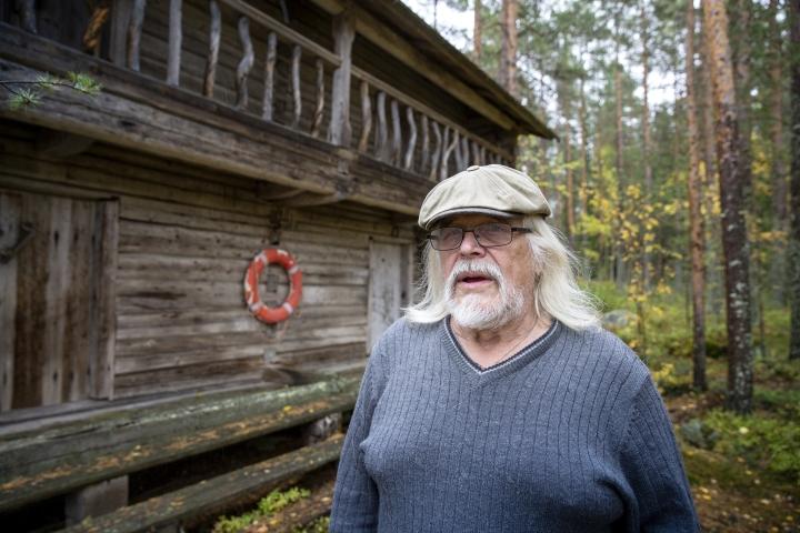 Heikki Turusen alter ego Henkka Oinonen elää Timotein tuoksussa poikavuosiaan. Arkistokuva.