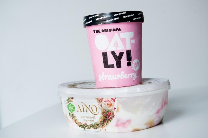 Keskon kaupoissa myydyistä vegaanijäätelöistä noin 36 prosenttia myydään Uudellamaalla. Myös S-ryhmän kaupoissa vegaanisia jäätelöitä myydään eniten Uudellamaalla. LEHTIKUVA / MIKKO STIG
