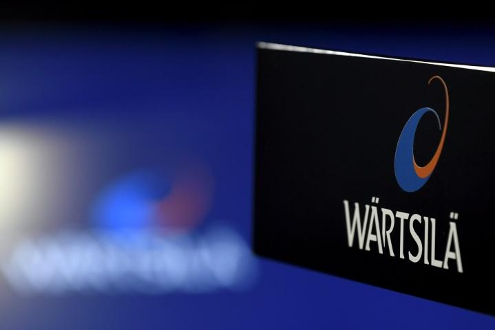 Wärtsilä ennakoi puhdasta vetyä käyttävän moottori- ja voimalaitoskonseptin valmistuvan energiamarkkinoille vuoteen 2025 mennessä. Lehtikuva / Vesa Moilanen