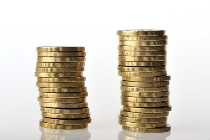 Taustalla palkkojen avoimuutta koskevassa keskustelussa on palkka-avoimuutta edistävän työryhmän pyrkimys puuttua perusteettomiin palkkaeroihin ja palkkasyrjintään. LEHTIKUVA / PEKKA SAKKI