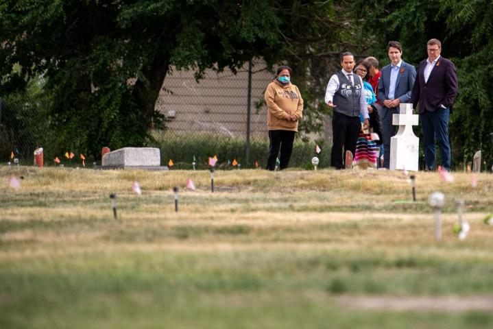 Kanadassa on tehty jälleen uusi hautalöytö. LEHTIKUVA/AFP