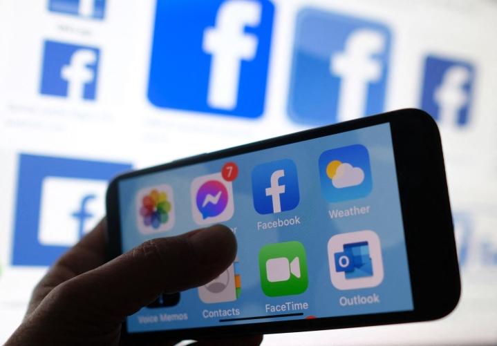 Pelastuslaitoksen mukaan huijaussivusto saattaa kalastella käyttäjien Facebook-tunnuksia. LEHTIKUVA/AFP