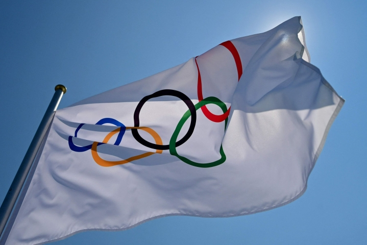 Kaikki urheilijat voivat halutessaan osallistua avajaisiin. Lehtikuva/AFP
