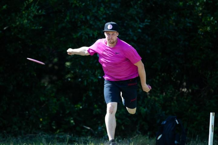 Joen Liitokiekon Sammy Pylkki voitti Pro Open -sarjan tuloksella 157 sunnuntaina Joensuun Utrassa.