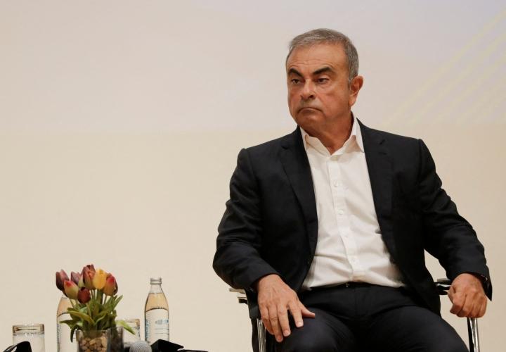 Nissanin entinen johtaja Carlos Ghosn on nykyään vanhempiensa kotimaassa Libanonissa japanilaisviranomaisten tavoittamattomissa. Libanon on kieltäytynyt luovuttamasta Ghosnia Japaniin. LEHTIKUVA / AFP