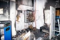 Kuvat ja videot paikan päältä: Joensuun jäähallin tulipalon syttymissyy ei ole vielä varmistunut - halli pysyy suljettuna ainakin perjantai-iltapäivään saakka