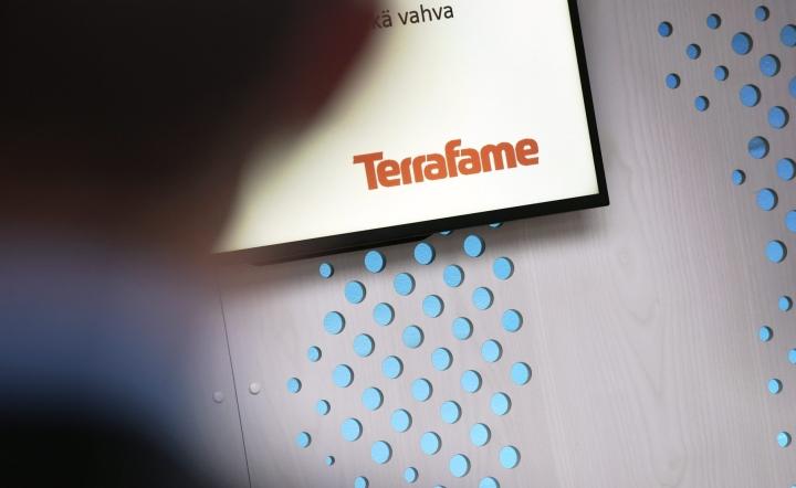 Terrafamen liiketulos painui 3,6 miljoonaa euroa pakkaselle. LEHTIKUVA / EMMI KORHONEN