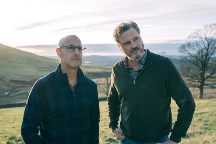 Tusker (Stanley Tucci) ja Sam (Colin Firth) kiertävät asuntoautolla Englannin maaseutua. Dementia varjostaa heidän elämäänsä.