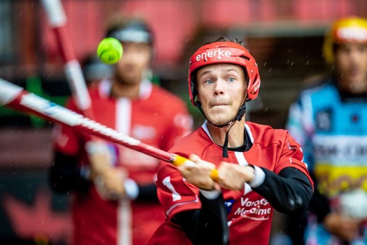 Joensuun Mailan Konsta Piirosen mukaan joukkueen peli on parantunut kauden mittaan.