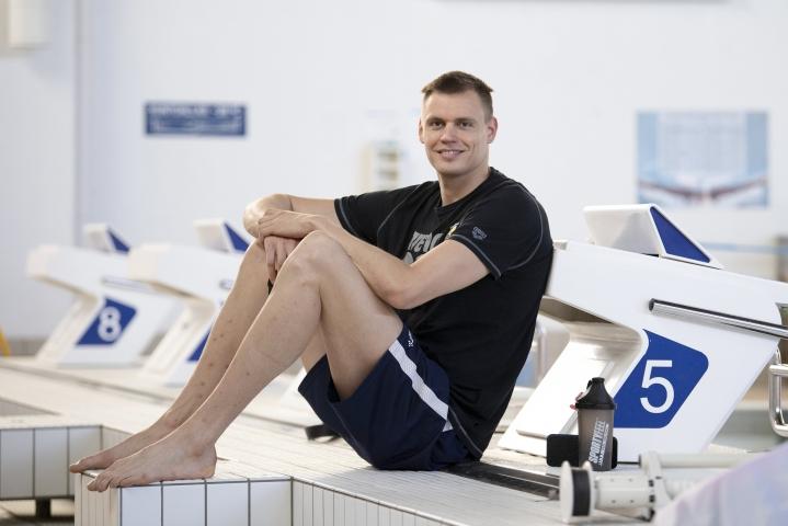 Euroopan mestari Ari-Pekka Liukkonen tähyää olympialaisissa mitalitaisteluun 50 metrin vapaauinnissa, vaikka viimeistely ei ole sujunut ihan suunnitellusti.