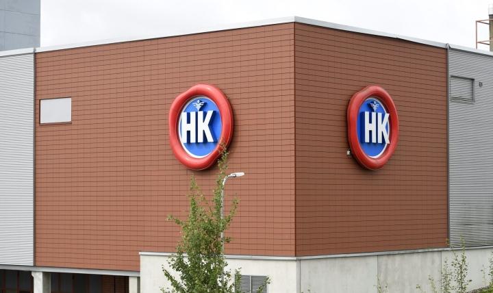 Toimitusjohtaja Tero Hemmilän mukaan HKScanin kehitys oli hyvää Suomessa ja Ruotsissa. LEHTIKUVA / MARTTI KAINULAINEN