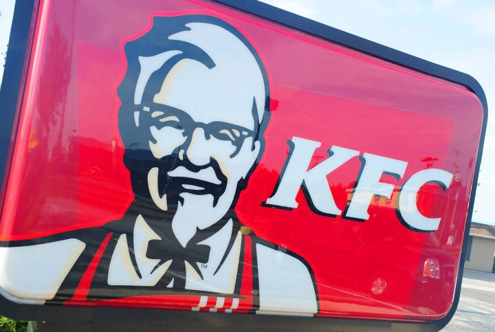 KFC-ravintoloita tulee Espooseen kaksi, Helsinkiin ja Turkuun yksi. Lehtikuva/AFP