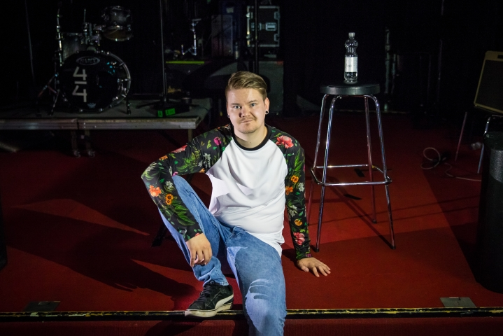 Kolin komiikkakesässä on luvassa kursseja ja stand up -esityksiä. Esiintymässä on muun muassa joensuulaiskoomikko Janne Hyttinen.