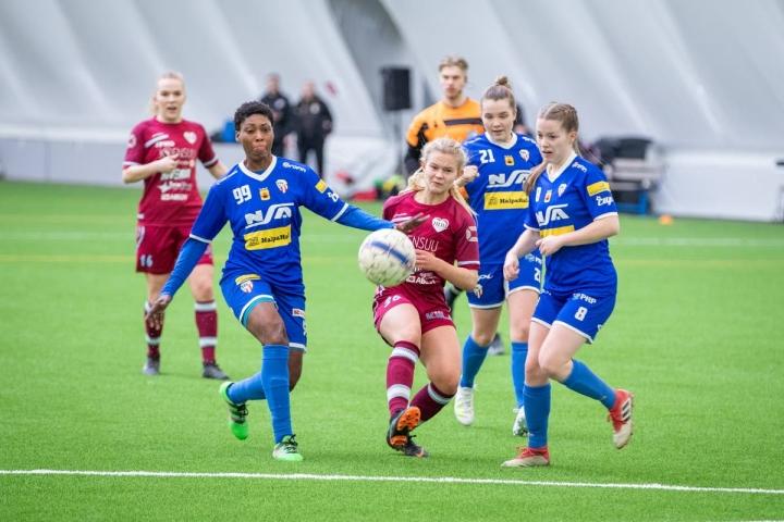 FC Hertan Aada Kokko arkistokuvassa.