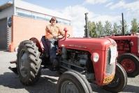 Massey-Ferguson, Zetor, David Brown ja monia muita –Liperin traktorinäyttelyyn saatiin kokoon 56 vanhan ajan mekaanista työjuhtaa
