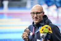 Tuore olympiamitalisti Matti Mattsson harjoitteli korona-aikana jopa kerrostalon seitsemänmetrisessä uima-altaassa - Kertoi Karjalaisen haastattelussa reilu vuosi sitten, että nämä ovat hänen viimeiset olympialaiset